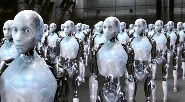 Yo Robot - Asuntos Personales